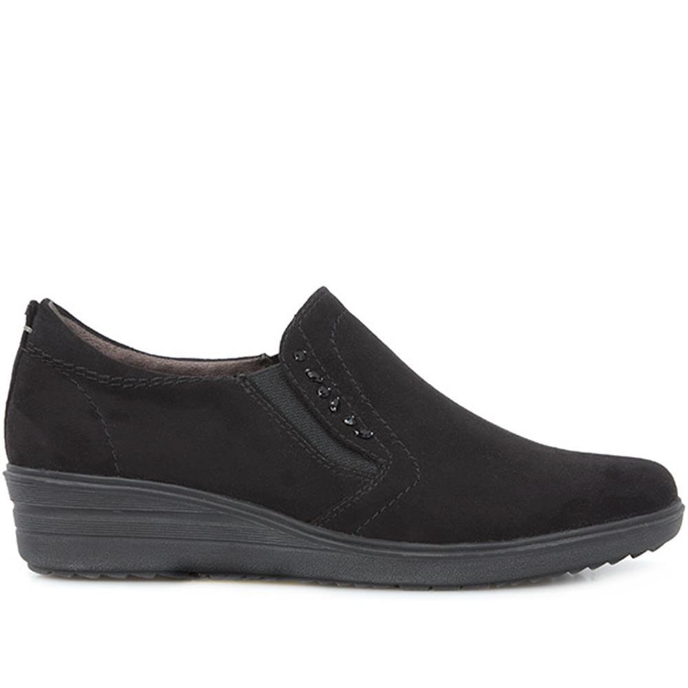 bianca Shells da scarpe Fashion Box U Uomo Geox SZ